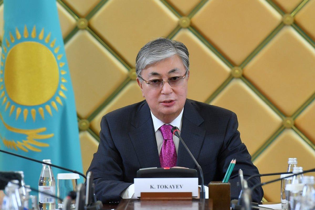 Мемлекет басшысы Қасым-Жомарт Тоқаевтың Жеңіс күнімен құттықтауы