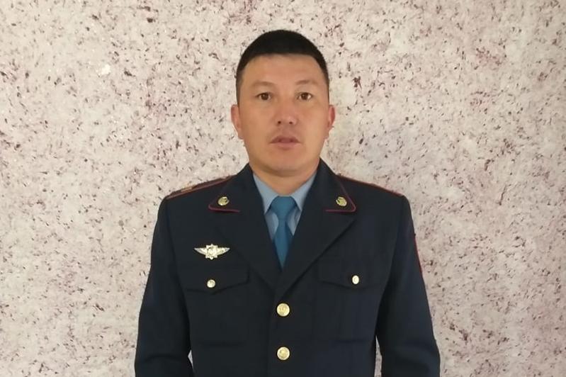 Руслан Жиенбаев: Полицияға керегі – адамгершілік, төзім, сауаттылық