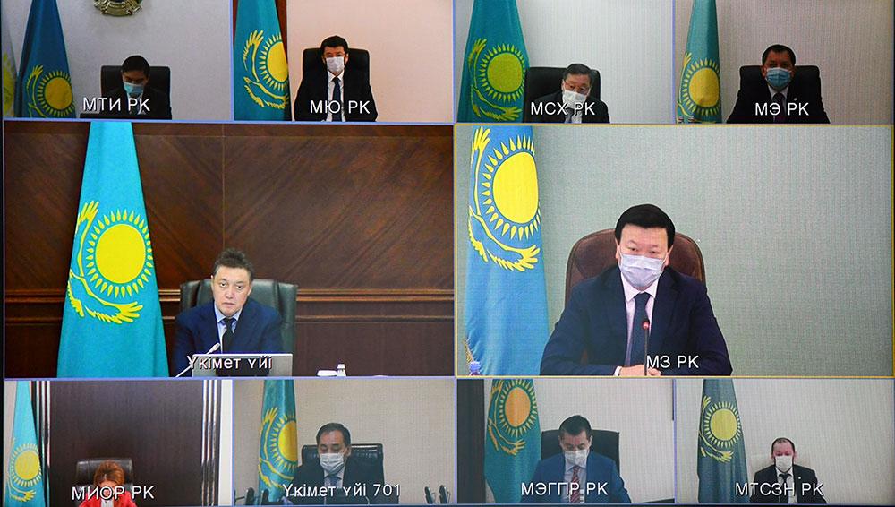 Мемлекеттік комиссия жаңа шектеу шараларын бекітті