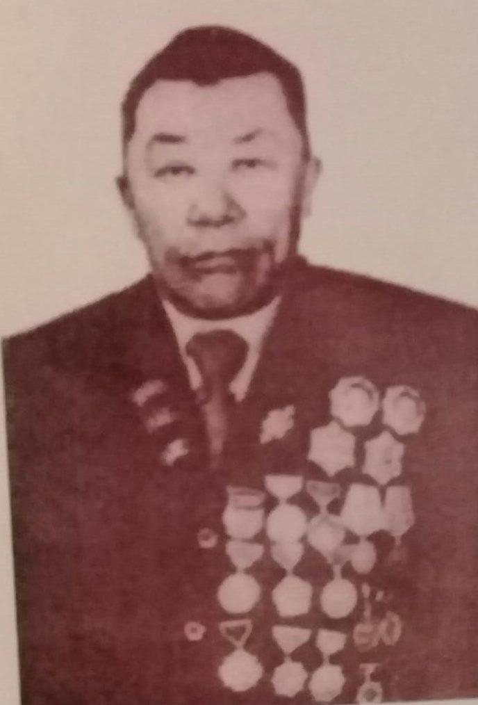 Моңғолияның қоғам қайраткері
