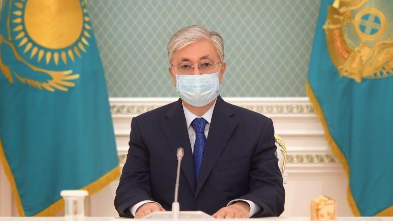 ҚР Президенті: Үкіметке пандемияның статистикасын біріздендіру міндеттелді