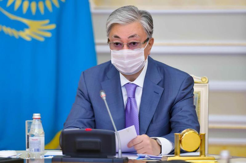 Президент Шорнақ ауылы мен Сәтпаев қаласындағы жағдайға байланысты кеңес өткізді