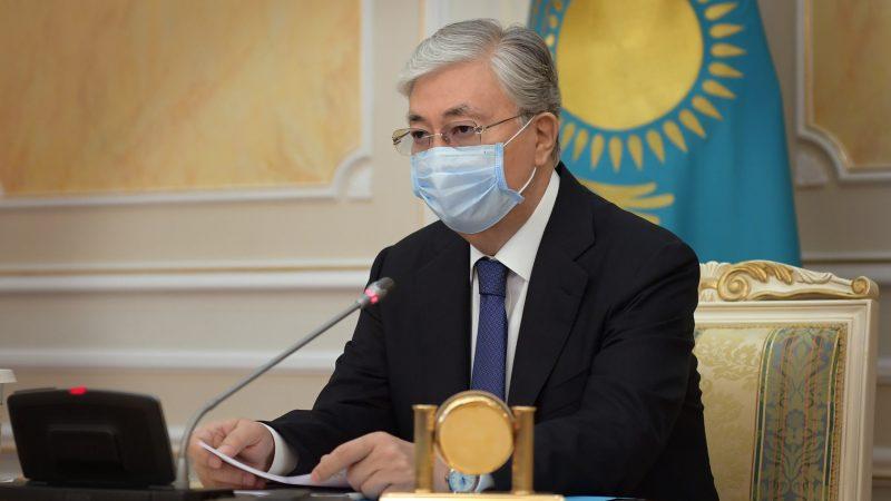 Мемлекет басшысы сыбайлас жемқорлыққа қарсы күрес мәселелері жөнінде кеңес өткізді