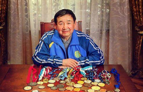 Қазақ спортының жарқыраған жұлдызы еді