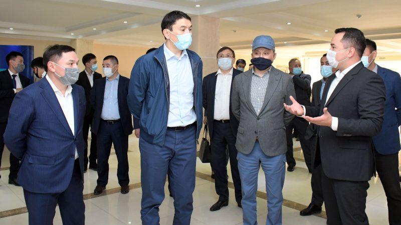 Министрлер форумға дайындық мәселелерін пысықтады