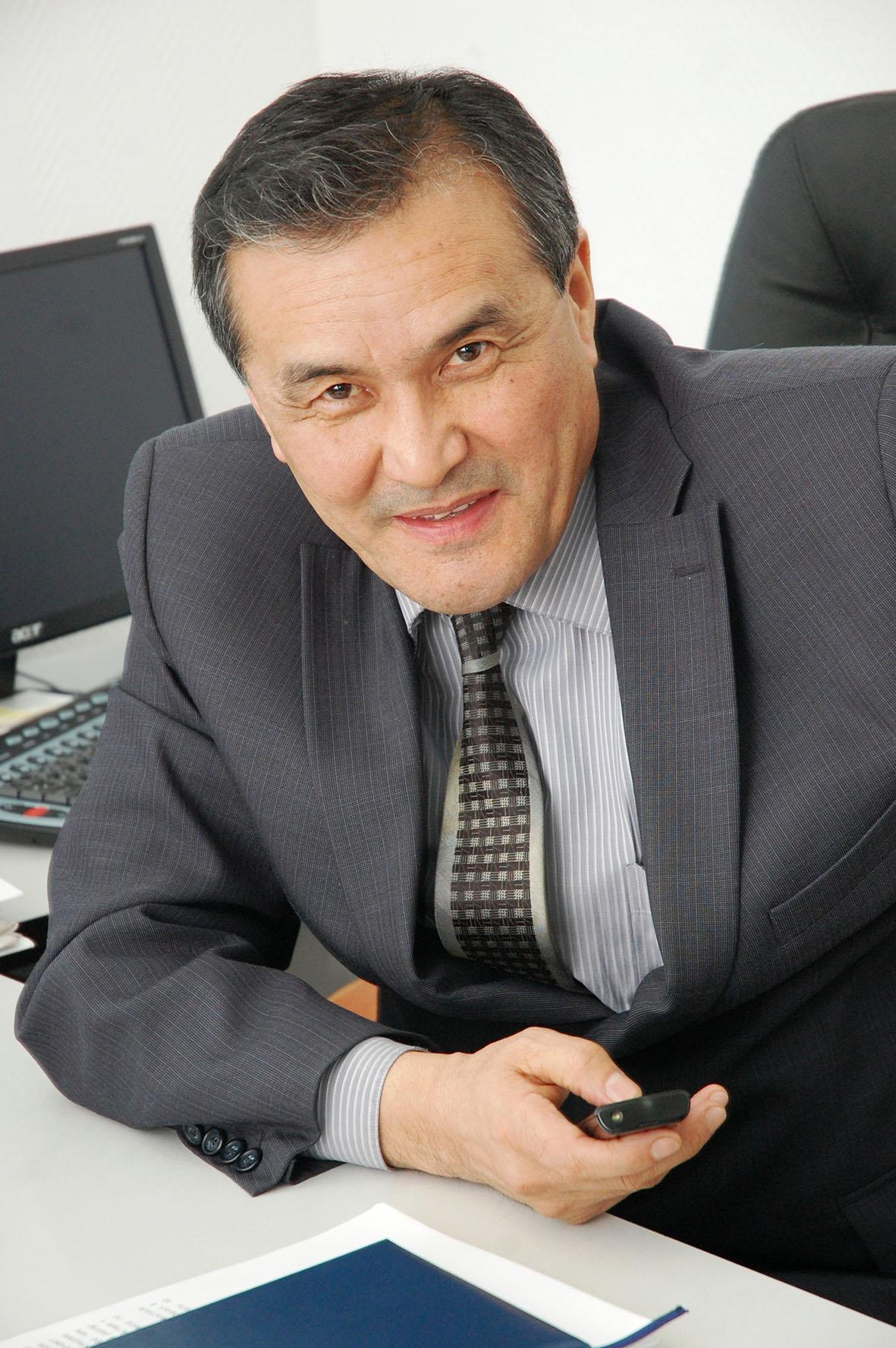 Серік Зәйкешұлы Смағұлов