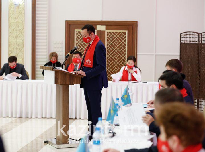 Айқын Қоңыров: Партия уақыт талабына сай қызметін жалғастырады