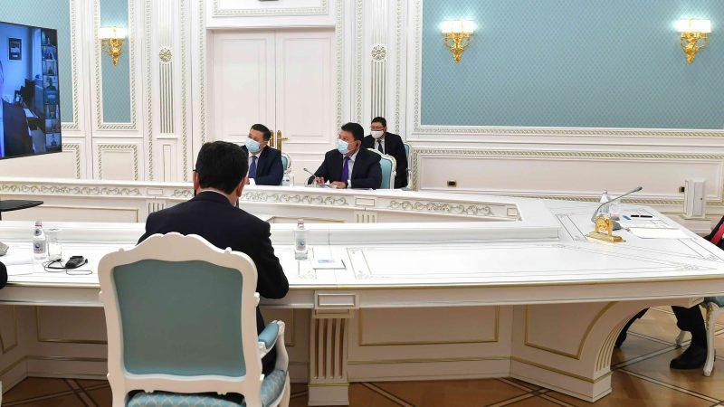 Қазақстан Президенті Шетелдік инвесторлар кеңесінің жиынына қатысты