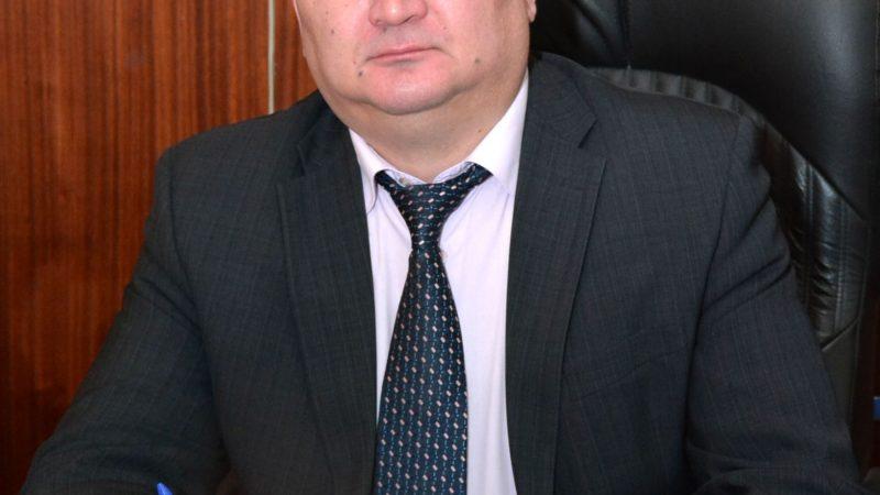 Ақмола облыстық ауыл шаруашылығы басқармасының басшысы  Димаш ТАЛАСБАЕВ: «Келер жылдан да қажырлы еңбектің  қайтарымын күтеміз»