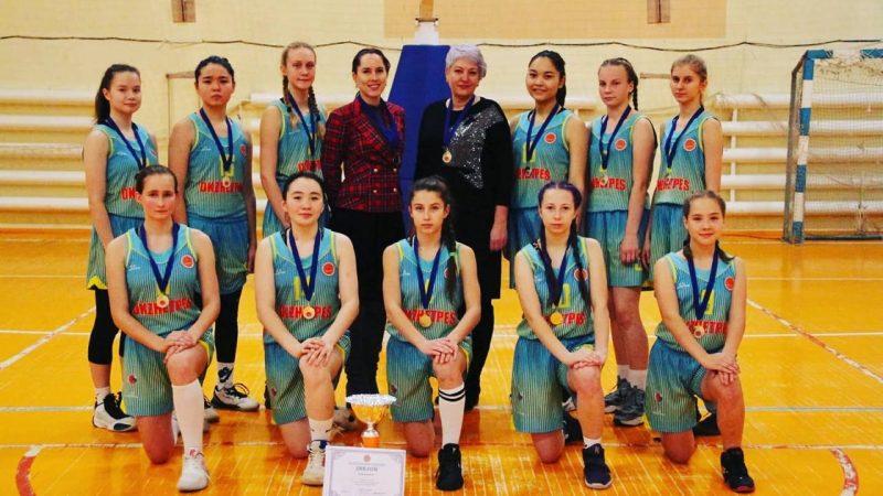 Ақмоланың баскетболшы қыздары –  Қазақстан  чемпионы!