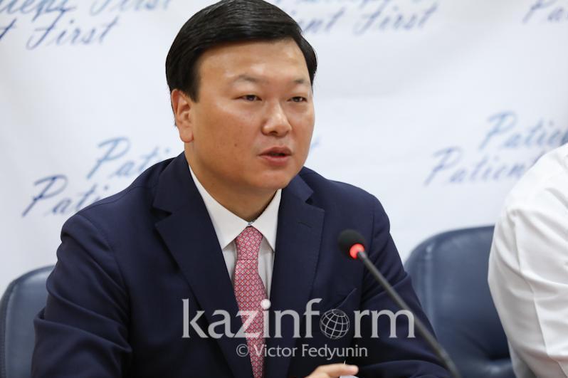 Алексей Цой эпидахуал бойынша 2021 жылдың соңына дейінгі болжамды жария етті