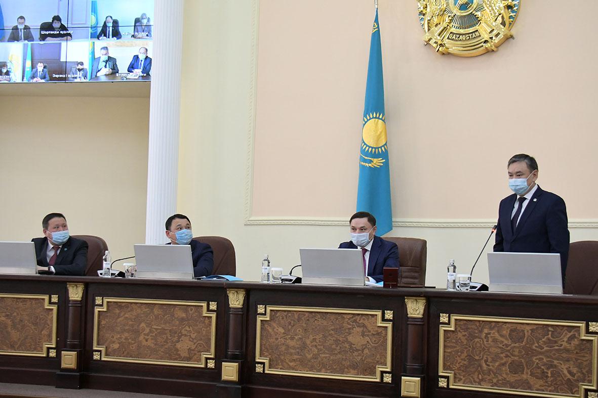 Депутаттардың жаңа құрамын жаңа міндеттер күтіп тұр
