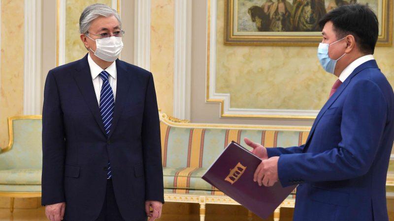 Мемлекет басшысы сот жүйесін жаңғырту мәселелері жөнінде кеңес өткізді