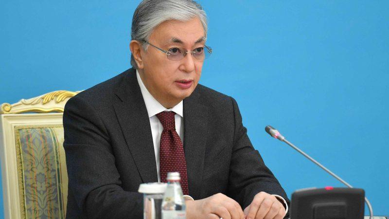 Мемлекет басшысы Қасым-Жомарт Тоқаевтың Ұлттық қоғамдық сенім кеңесінің V отырысында сөйлеген сөзі