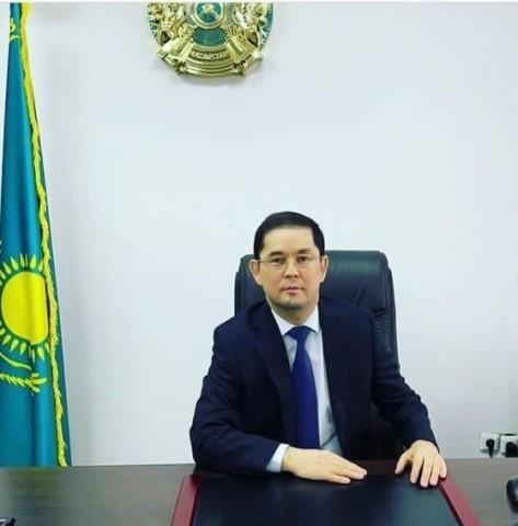 Қос федерацияның  вице-президенті  болып тағайындалды