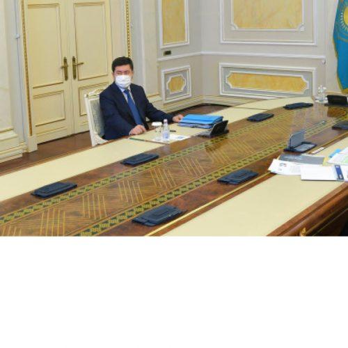 Мемлекет басшысы «Қазақстанның 100 жаңа есімі» жобасының жеңімпаздарымен кездесуге қатысты
