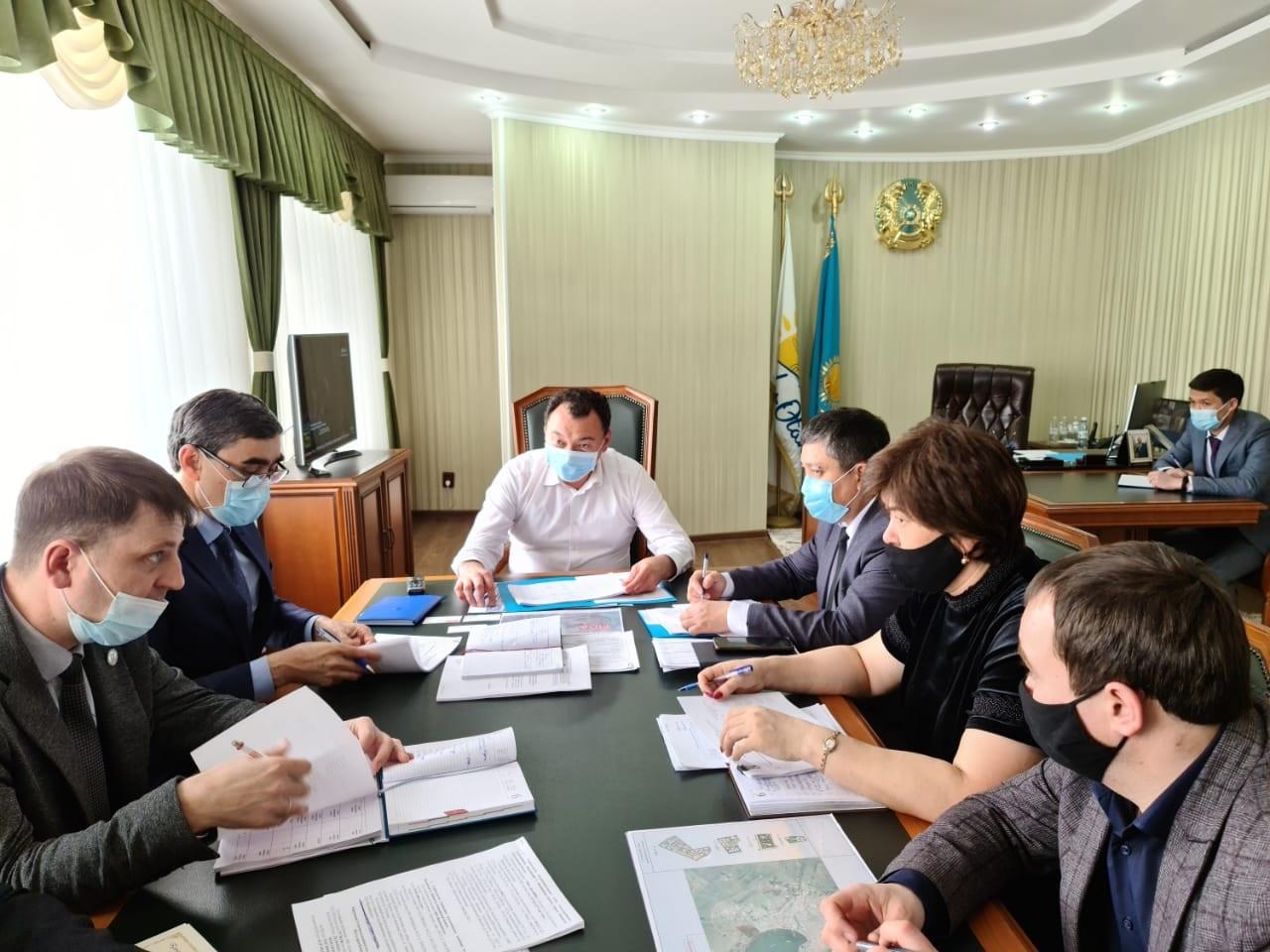 Қазақстан-Ресей өңіраралық XVII форумы қарсаңында  Көкшетау-2021