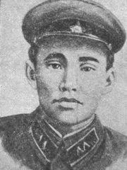 Кеңес Одағының Батыры  Ақан Құрманов