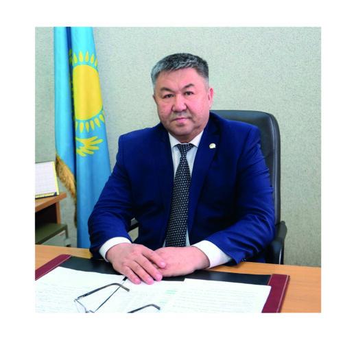 Ақмола облыстық білім басқармасының басшысы Бейбіт Жүсіпов: