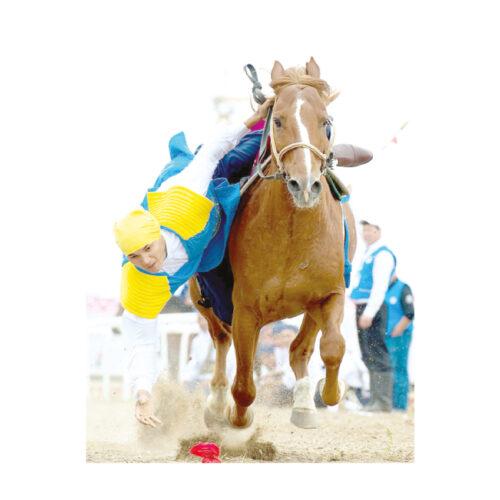 Қазақтың ұлттық спорт түрлері кенже қалып отыр