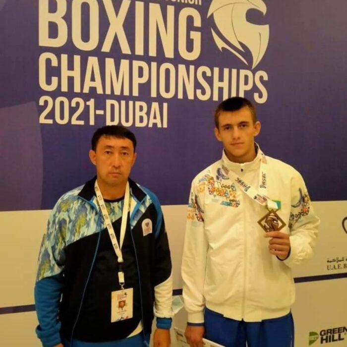 Ақмолалық боксшы –  Азия чемпионатының жүлдегері