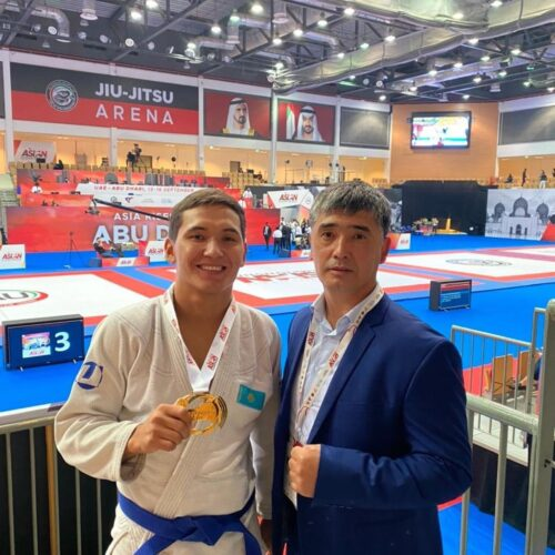 Нұрсұлтан – Азия чемпионы