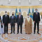 Президент Қасым-Жомарт Тоқаев бірқатар мемлекеттің елшілерінен сенім грамоталарын қабылдады